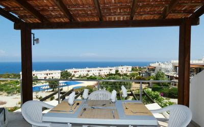 Superior 2 Bed 2 Bath Penthouse With Stunning Sea Views – ESENTEPE, KYRENIA