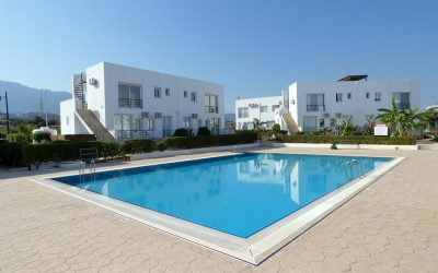 Stunning 1 Bed Penthouse in a Peaceful Complex With Pool – CATALKOY