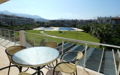 Lovely Furnished 2 Bed 2 Bath Apartment With Mountain Views – TATLISU