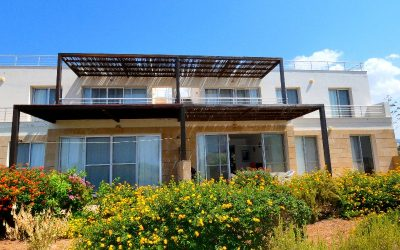 FULLY FURNISHED 3 BEDROOM, 2 BATHROOM GARDEN APARTMENT WITH SEA & GARDEN VIEWS – TATLISU