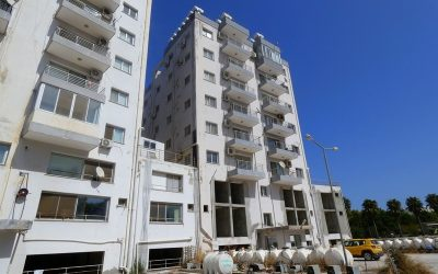 Perfect Investment Opportunity With This 2 Bedroom Apartment In The Heart of The University – FAMAGUSTA