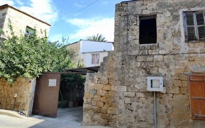 Historical Renovation Project in Old Town – FAMAGUSTA
