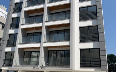 Entire 5 Floor Apartment Building For Sale – KYRENIA CITY CENTER