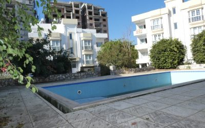 Turkish Title 3 Bedroom Penthouse With Spacious Terraces – CENTRAL KYRENIA