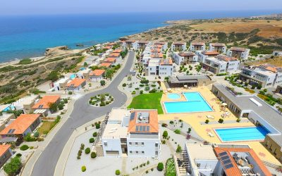 Fully Furnished 2 Bedroom Penthouse with Stunning Views – TATLISU – SOLD!!!!!