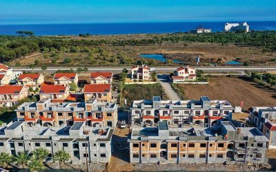 Two Bed Penthouse with Roof Terrace – FAMAGUSTA