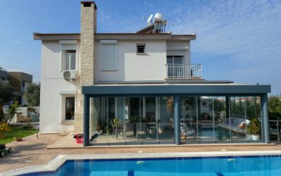 5 Bedroom Villa with Swimming Pool, Garage & Conservatory – CATALKOY