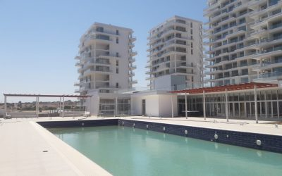 Studio Apartment With Uninterrupted Sea Views On Brand New Complex – BOGAZ